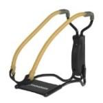 Beeman Marksman Laserhawk Folding Slingshot (Sports)