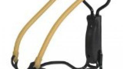 Beeman Marksman Laserhawk Folding Slingshot