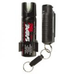 SABRE RED Police Strength Pepper Spray