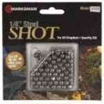 Marksman 1/4 Steel Shot, 250ct (Misc.)
