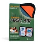 First Aid Only Outdoor First Aid Kit, Soft Case, 205-Piece Kit (Health and Beauty)