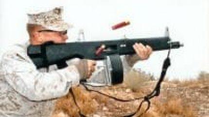 Rapid Fire Shotgun