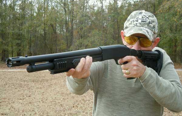 SHTF/Survival Shotgun: Mossberg 500
