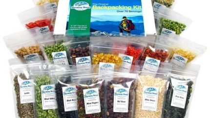 Harmony House Foods The Backpacking Kit