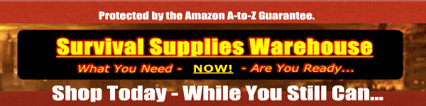 Survival Supplies Warehouse