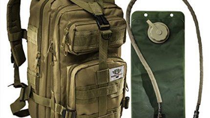 military bug out bag