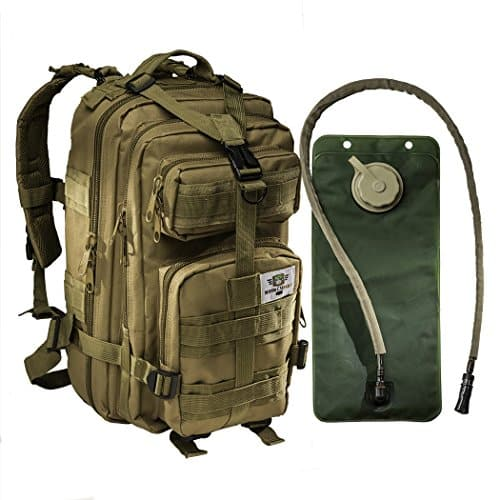 Tactical Assault Military Army Style Backpack