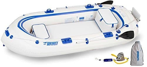 Sea Eagle SE9 Bugout Boat Review