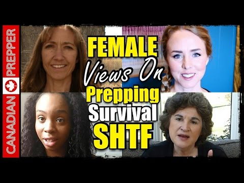 Female Preppers