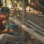 Building Bamboo Shelters