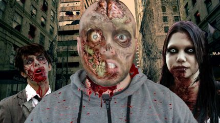 10 Rules for SURVIVING THE ZOMBIE APOCALYPSE!