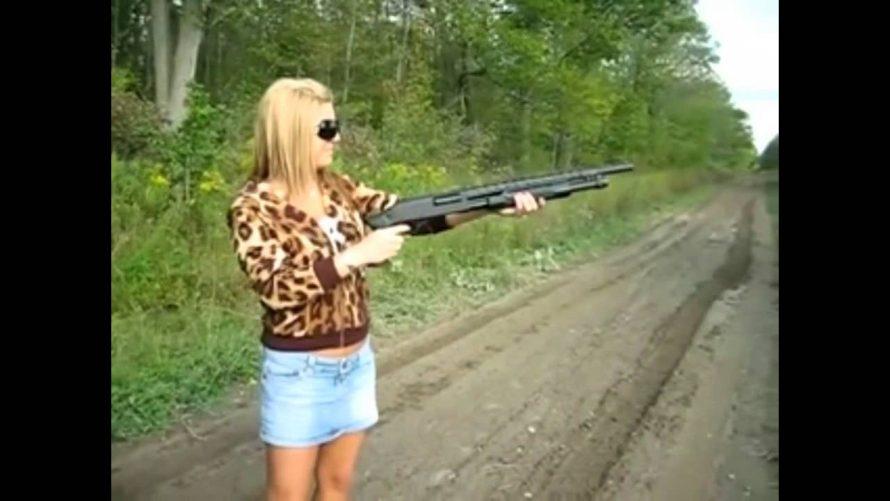 Buy a Shotgun Joe Biden Lying AR-15