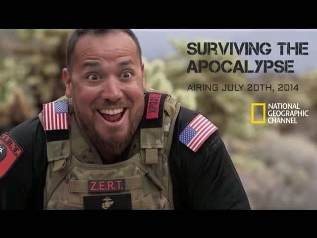"Z.E.R.T.'s ""Surviving The Apocalypse"" - 1 Hour Special"