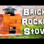 Build a Brick Rocket Stove