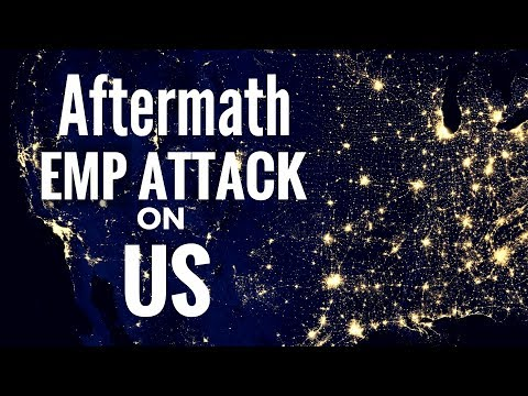 Imminent EMP Attack on US & Societal Collapse (2017 – 2018)