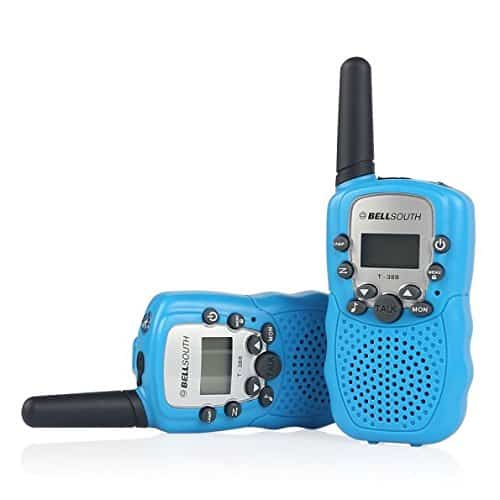 BELLSOUTH T388 2 Piece T-388 3-5KM 22 FRS and GMRS UHF  Walkie-Talkie Set