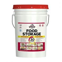 Augason Farms 30-Day Emergency Food Storage Supply Pail