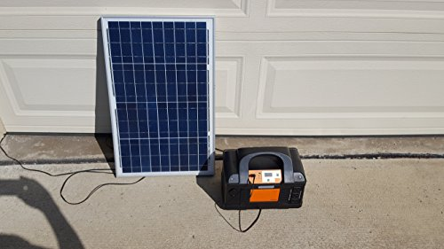 Solar Generator Plug N Play Kit
