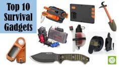 Top 10 Most Wished For Survival Stuff