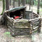 D.I.Y.  Bugout Shelter