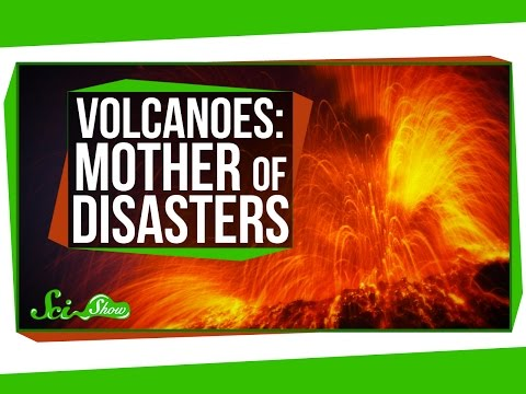 Volcanoes – Mother of Disasters