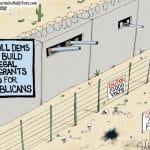 The Great Democrat Border Wall