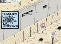 The Great Democrat Border Wall