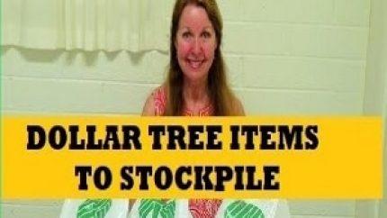 Dollar Tree Prepper