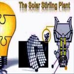 Solar Stirling Plant - DIY Off-Grid Power