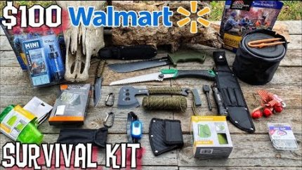 Walmart Survivalist Challenge