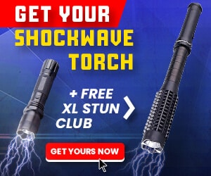Shockwave Torch+Stun Club