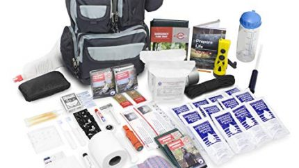 Emergency Zone 840-2 Person Urban Survival Bug Out Bag